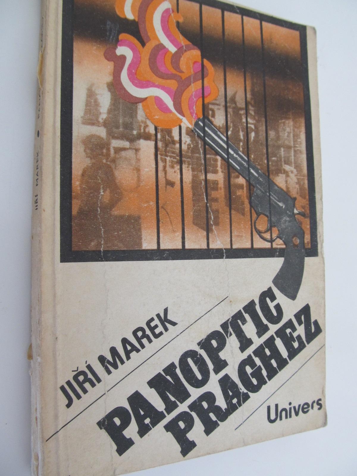 Panoptic praghez - Jiri Marek | Detalii carte