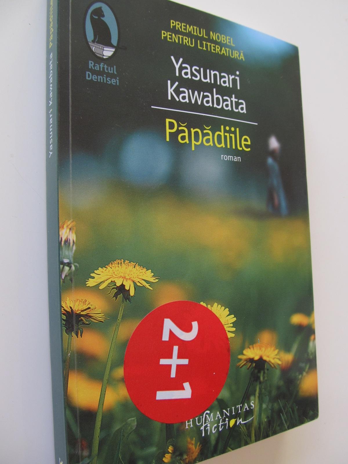 Papadiile - Yasunari Kawabata | Detalii carte