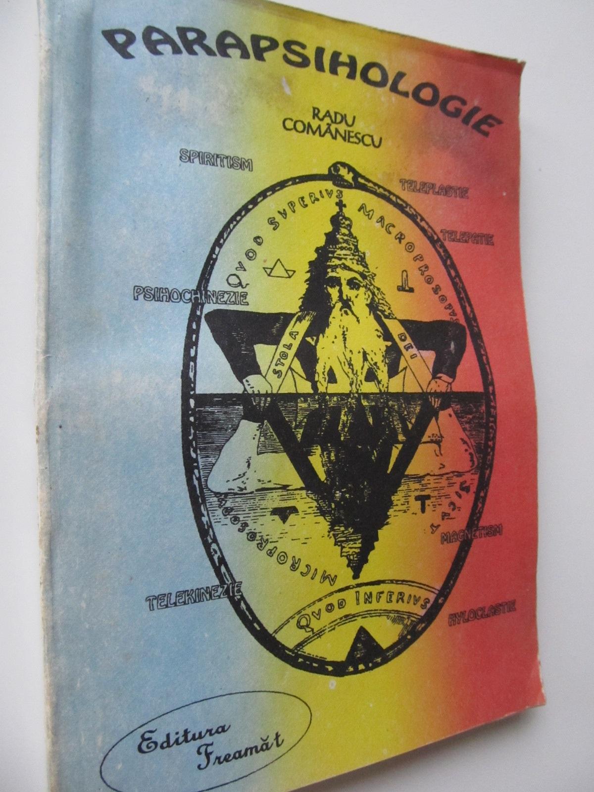 Parapsihologie - Radu Comanescu | Detalii carte