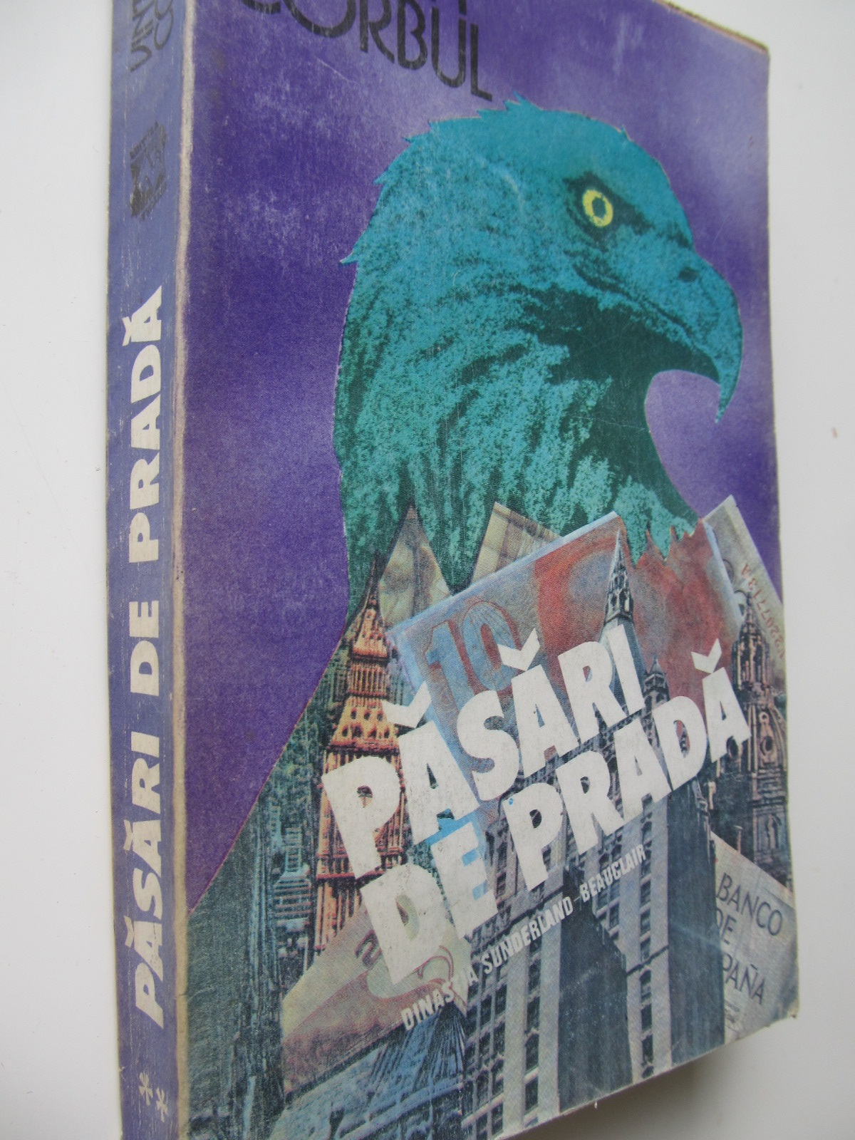Pasari de prada (vol. 2) - Vintila Corbul | Detalii carte