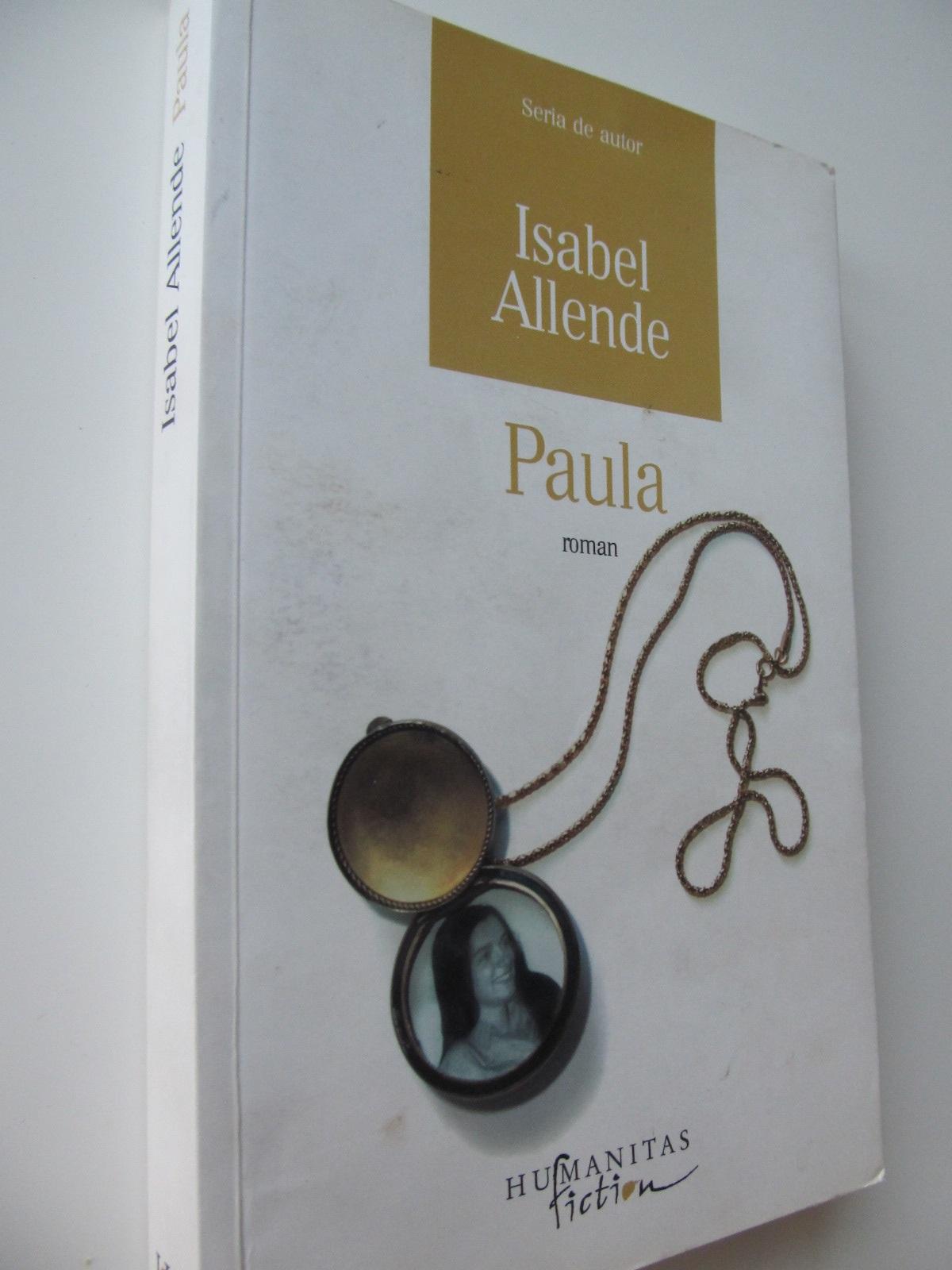 Paula - Isabel Allende | Detalii carte