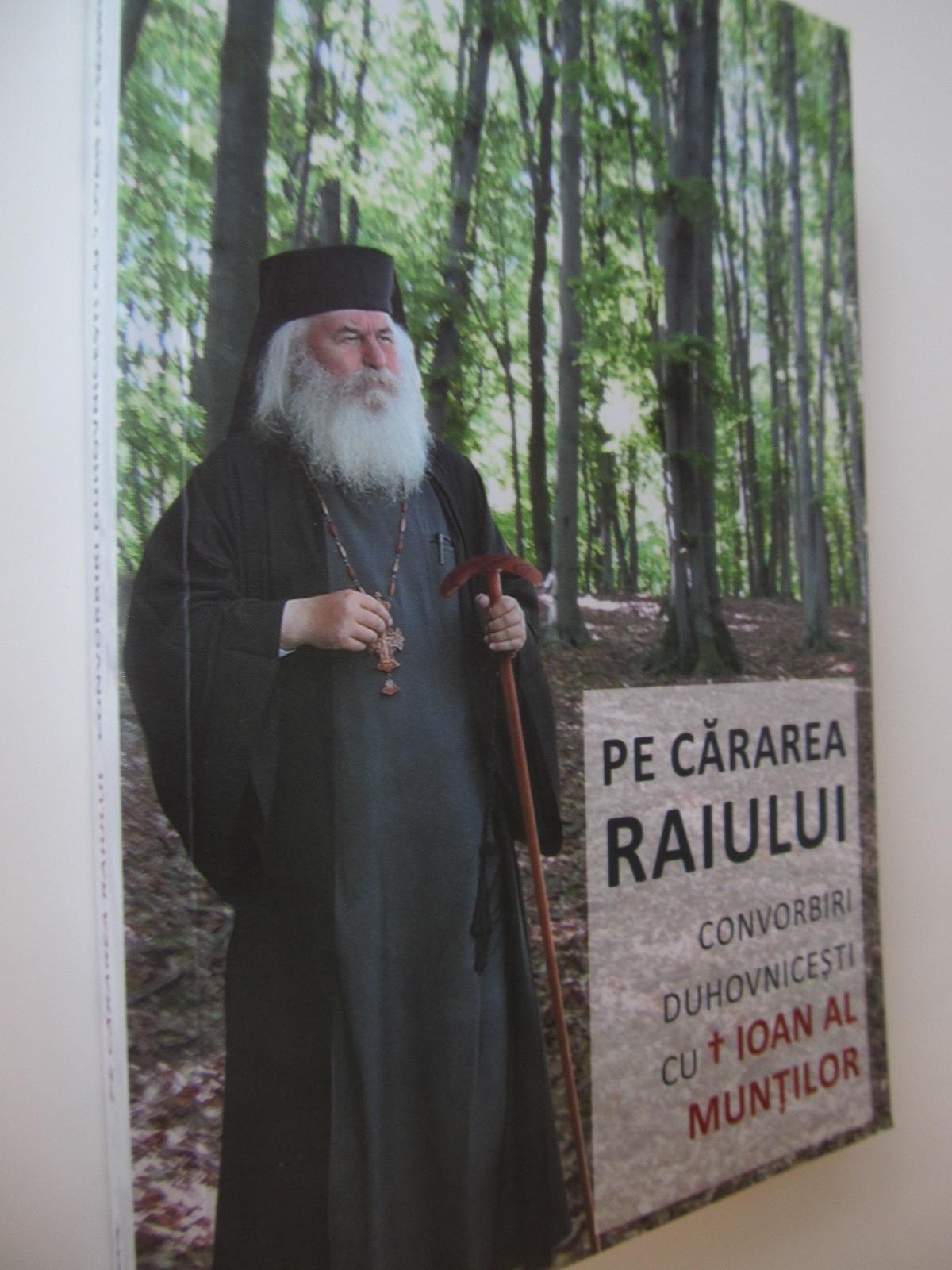 Pe cararea Raiului - Convorbiri duhovnicesti cu Ioan al Muntilor - Luminita Cornea | Detalii carte