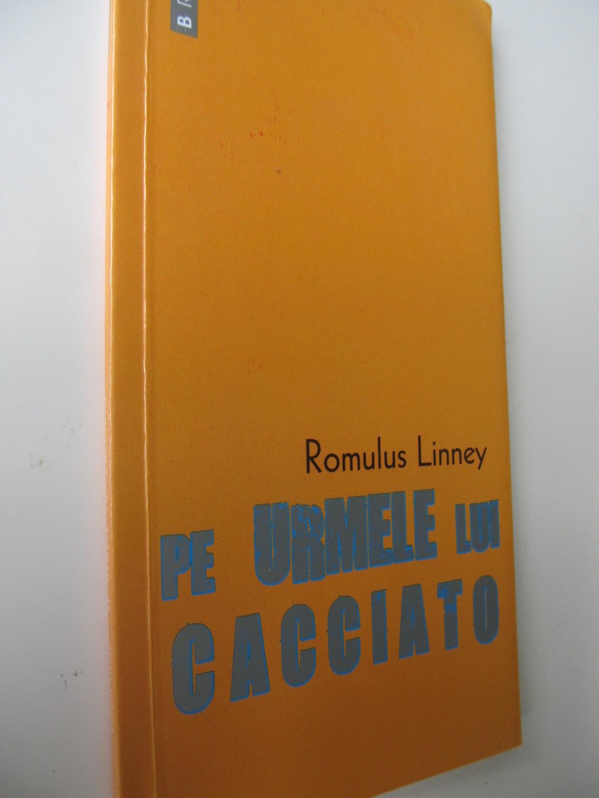 Pe urmele lui Cacciato - Romulus Linney | Detalii carte