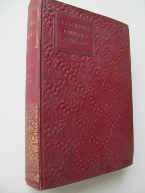 Pendentis tortenete (vol. 2) , 1904 - Thackeray | Detalii carte