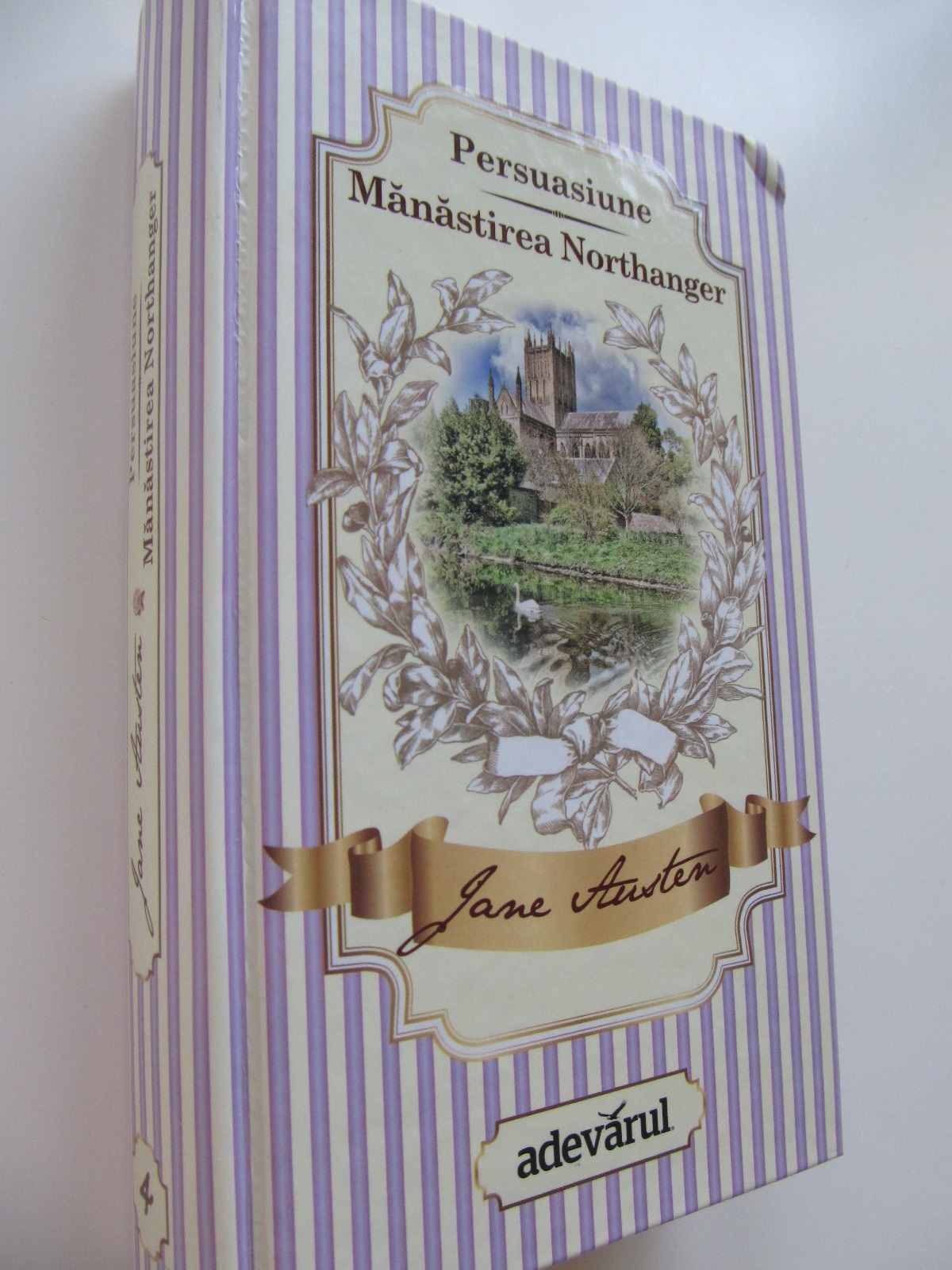 Persuasiune - Manastirea Northanger - Jane Austen | Detalii carte