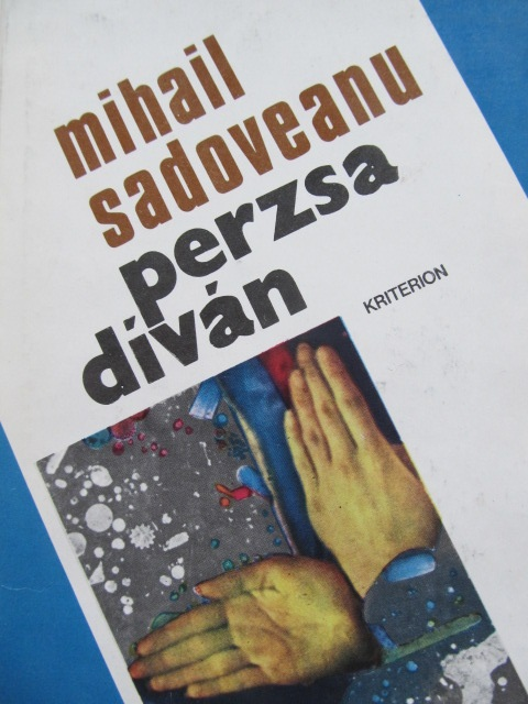 Perzsa divan - Mihail Sadoveanu | Detalii carte
