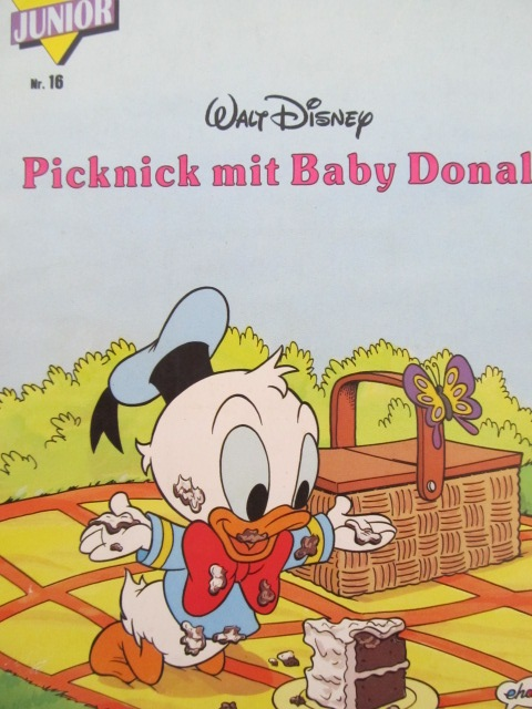 Picknick mit Baby Donald - *** | Detalii carte