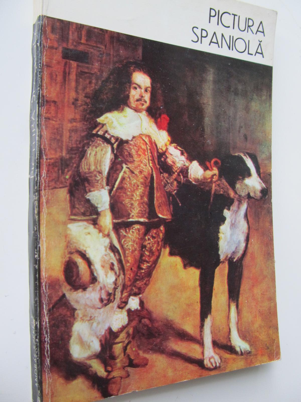 Pictura spaniola - Andras Szekely | Detalii carte
