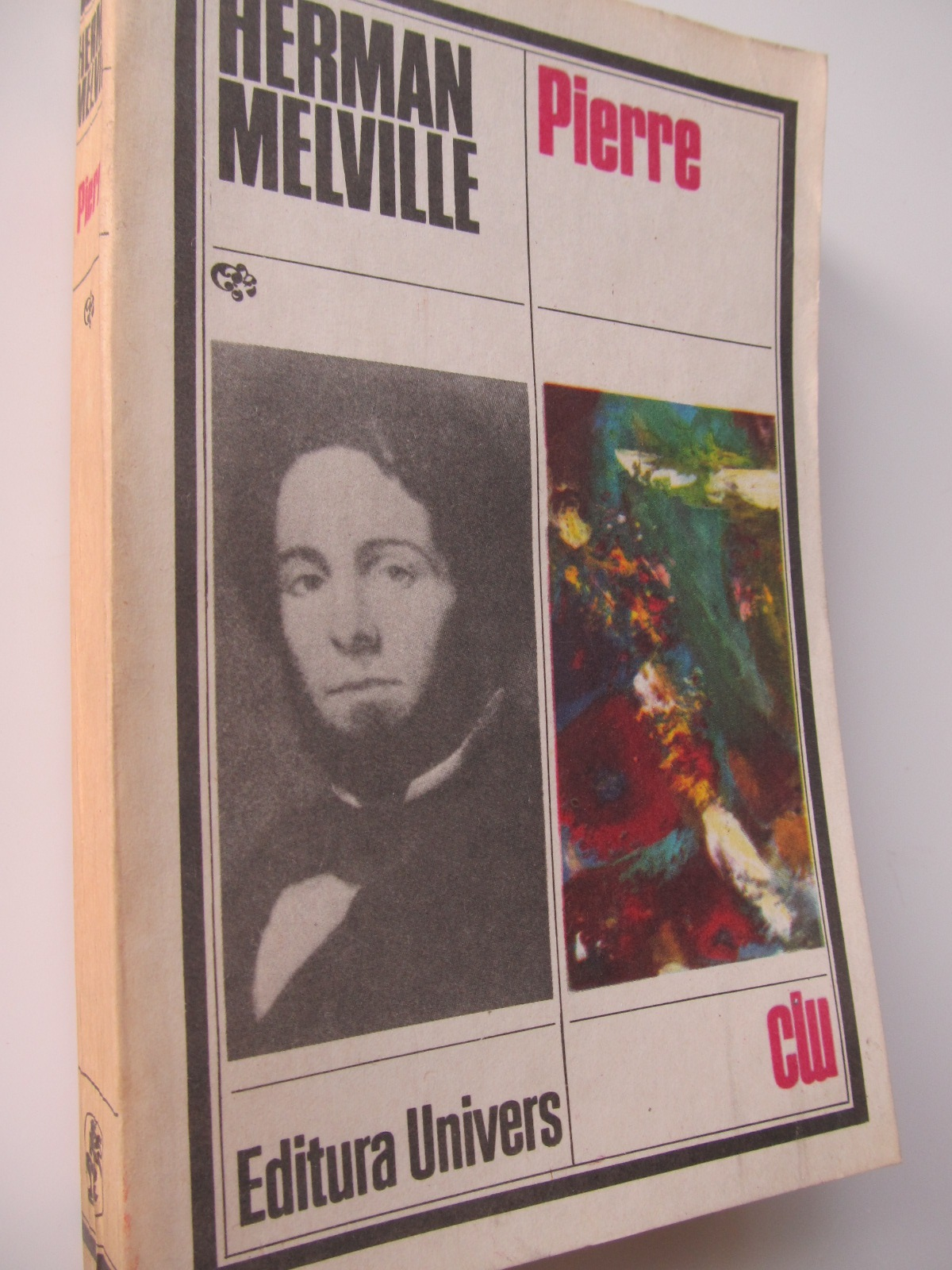 Carte Pierre - Herman Melville