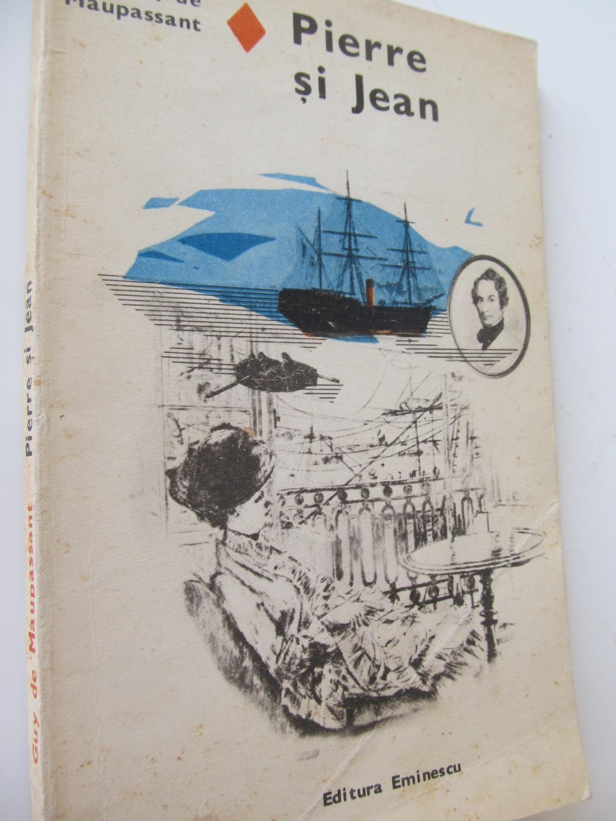 Carte Pierre si Jean - Guy de Maupassant