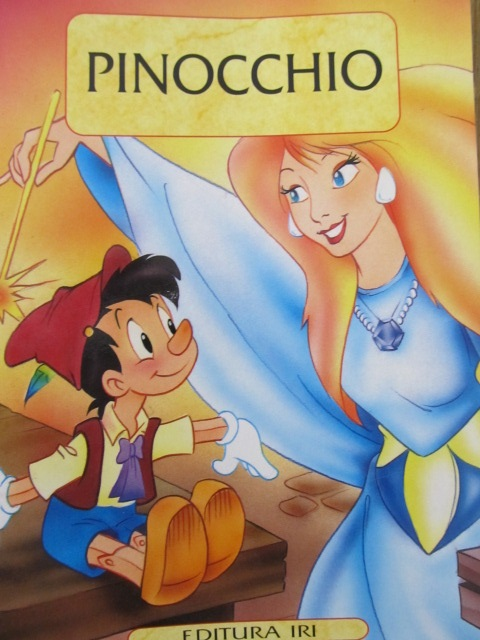 Pinocchio - *** | Detalii carte