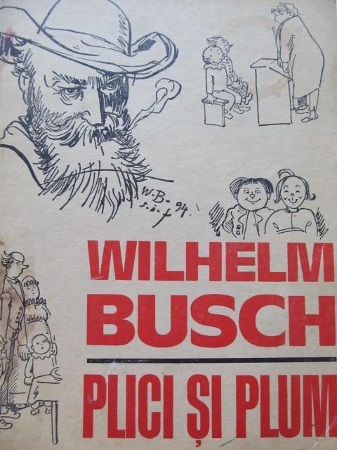 Plici si Plum [1] - Wilhelm Busch | Detalii carte