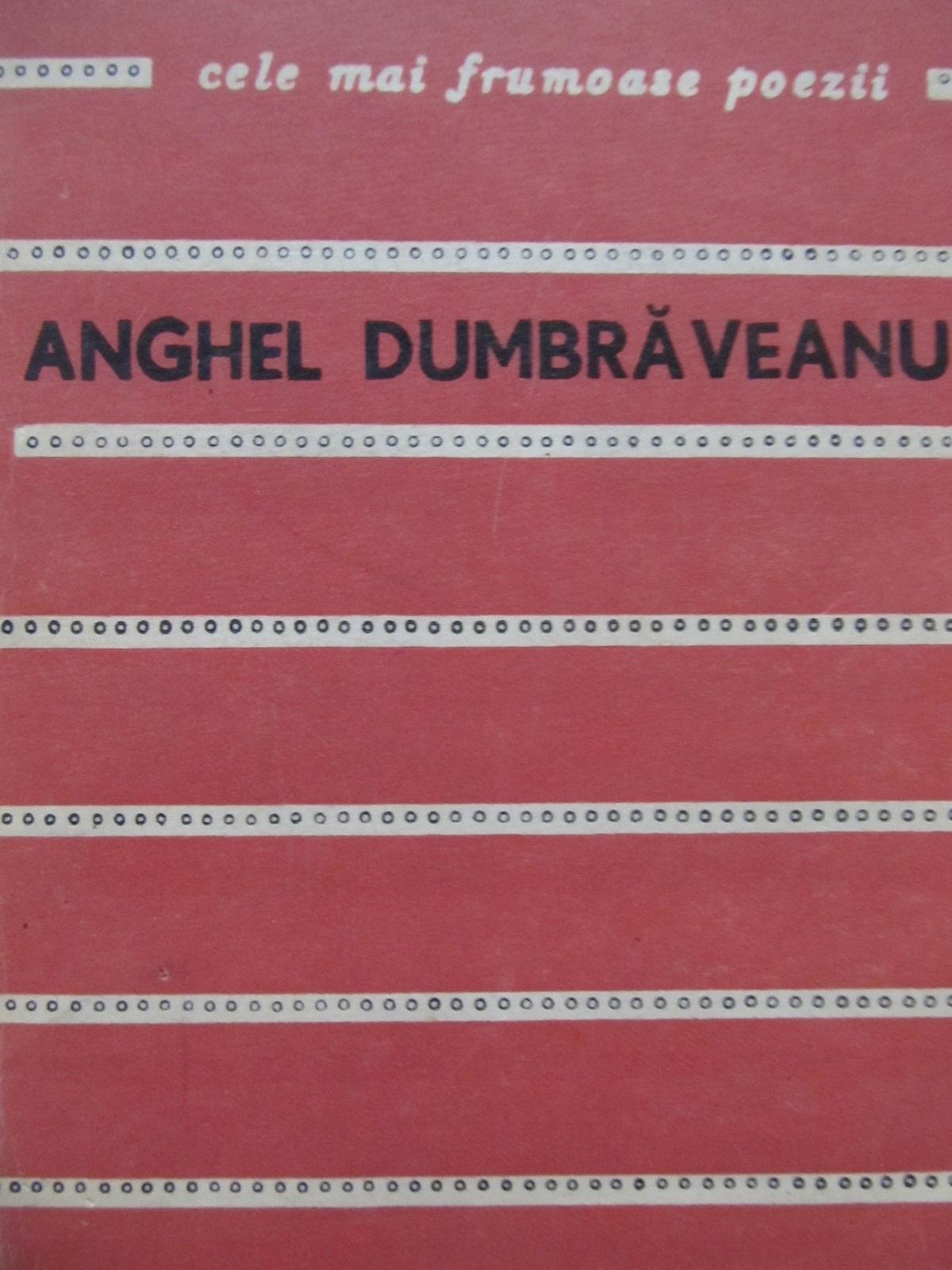 Poeme (174) - Anghel Dumbraveanu | Detalii carte