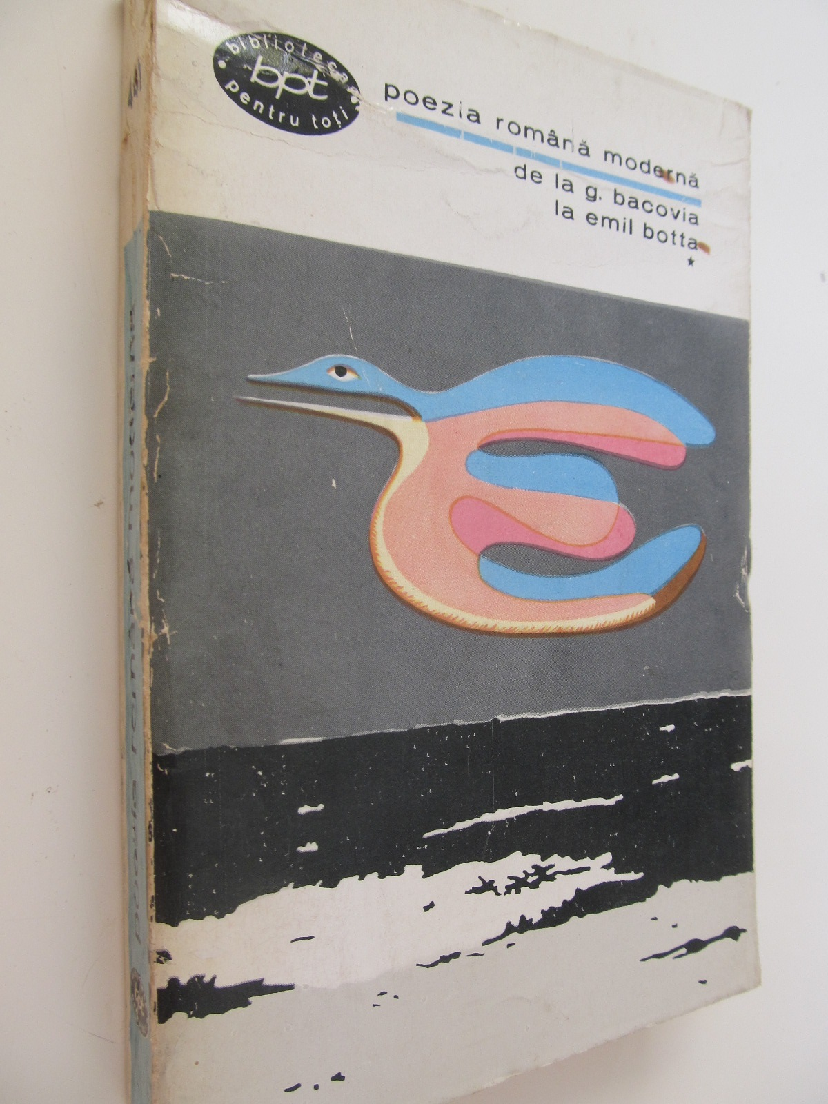 Poezia romana moderna de la G. Bacovia la Emil Botta (vol. 1) - *** | Detalii carte