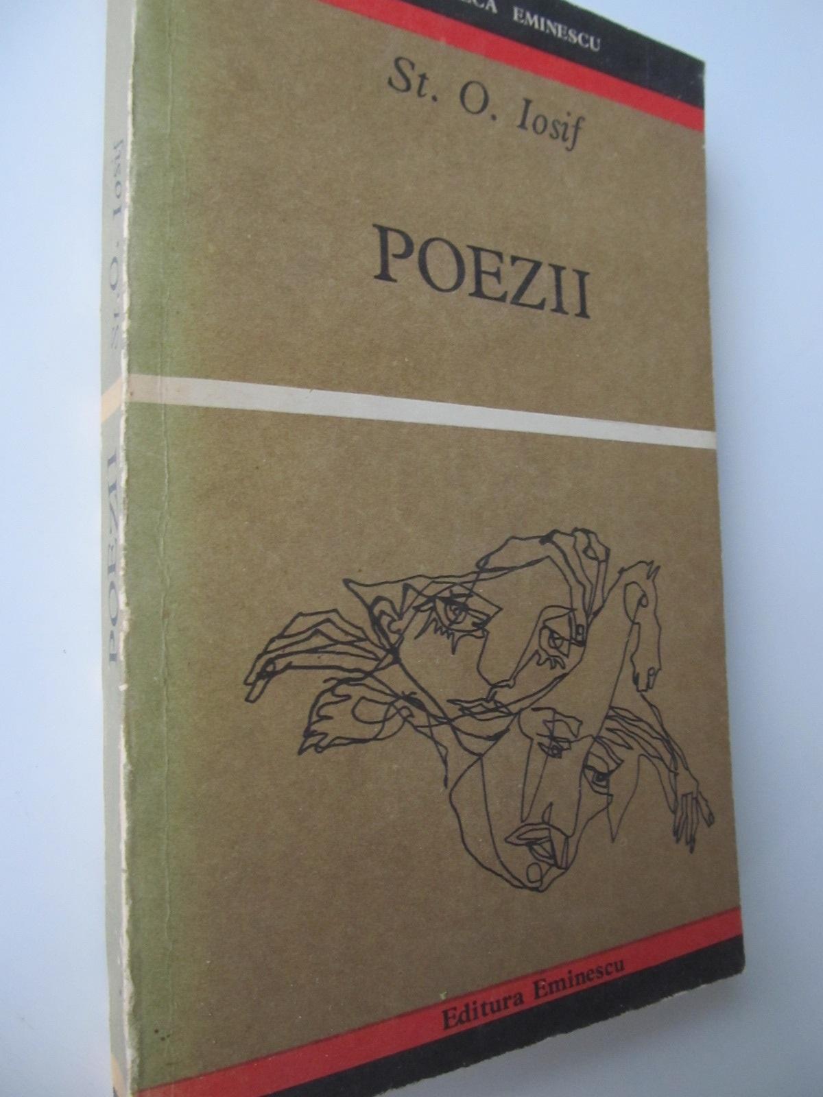 Poezii - St. O. Iosif | Detalii carte