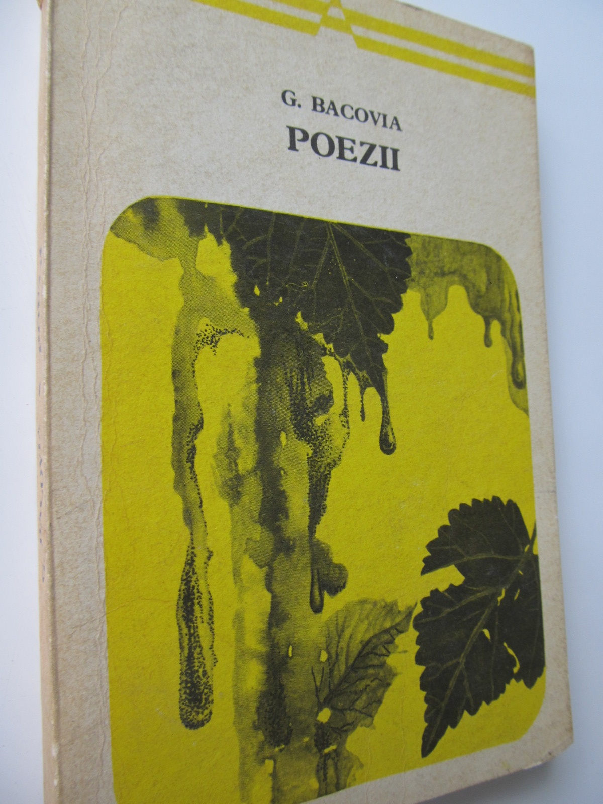 Poezii - G. Bacovia | Detalii carte