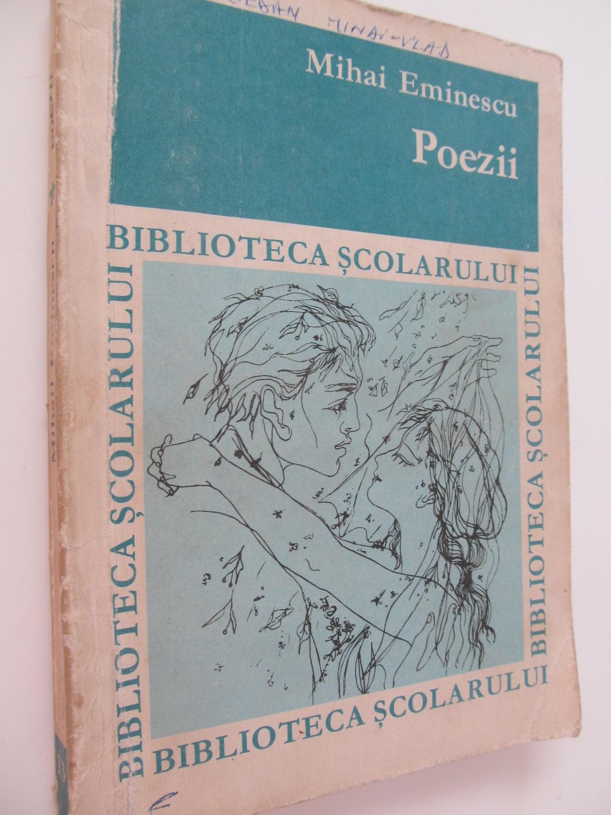 Poezii - Mihai Eminescu | Detalii carte