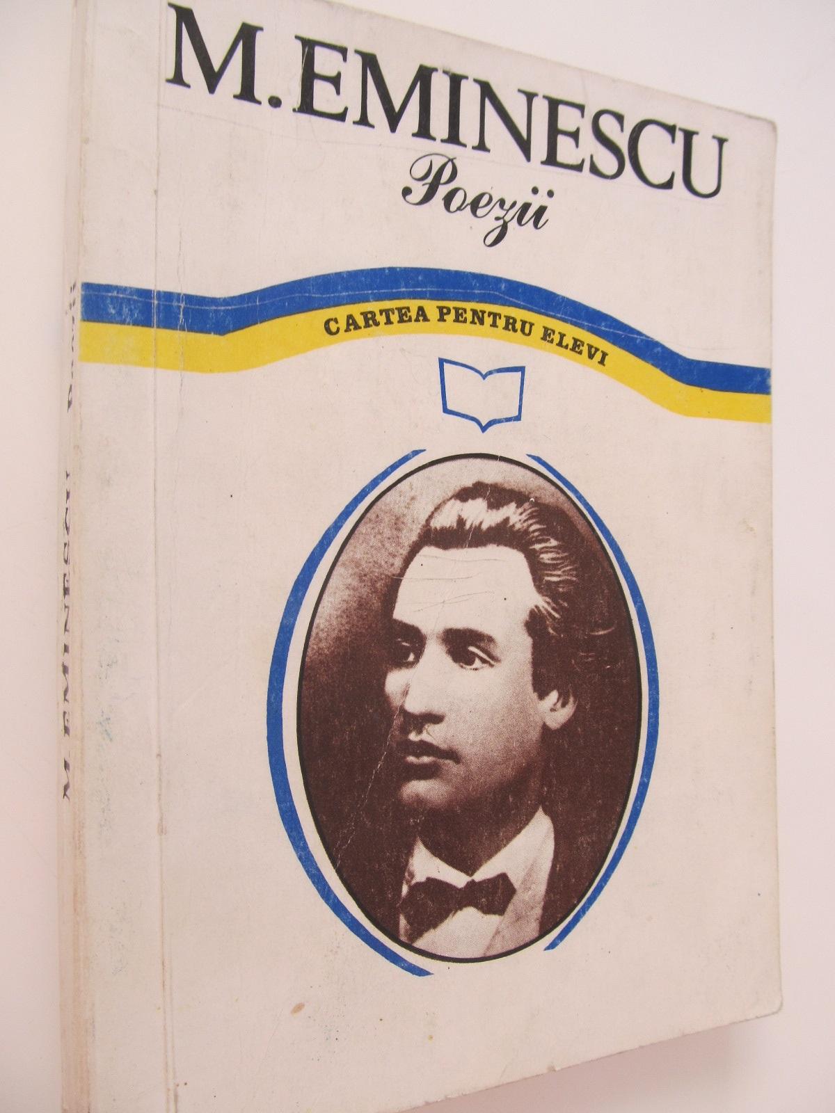 Poezii - M. Eminescu | Detalii carte