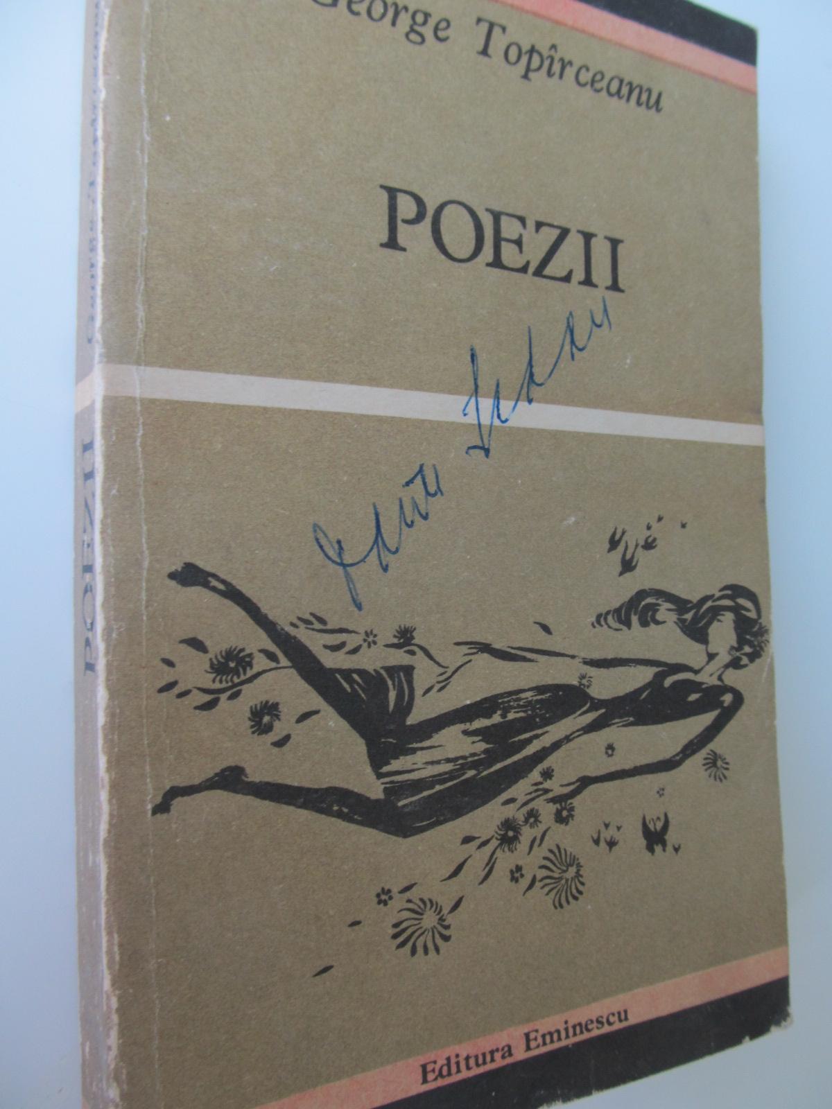 Poezii - George Toparceanu   Detalii carte
