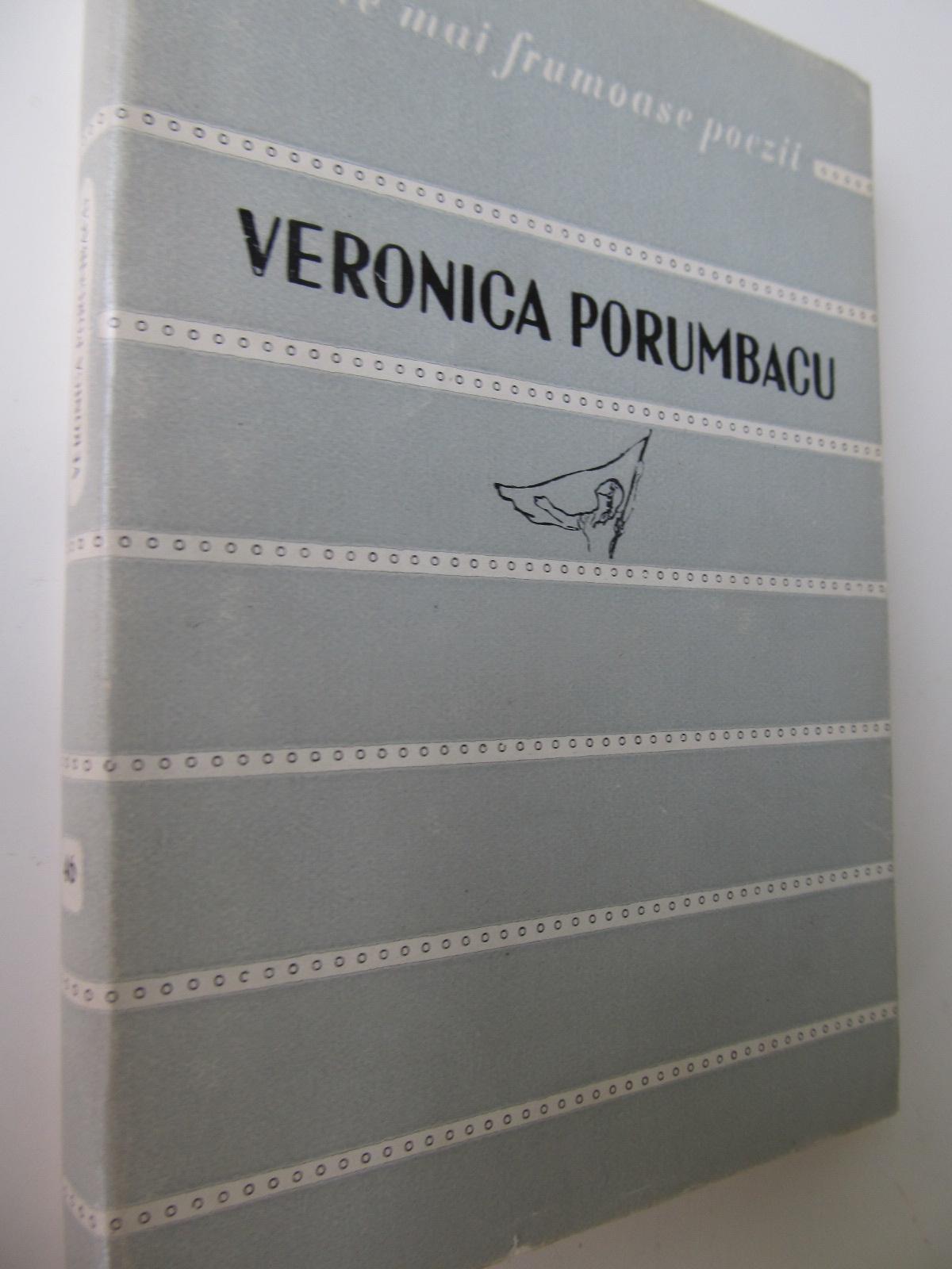 Poezii (46) - Cele mai frumoase poezii - Veronica Porumbacu | Detalii carte
