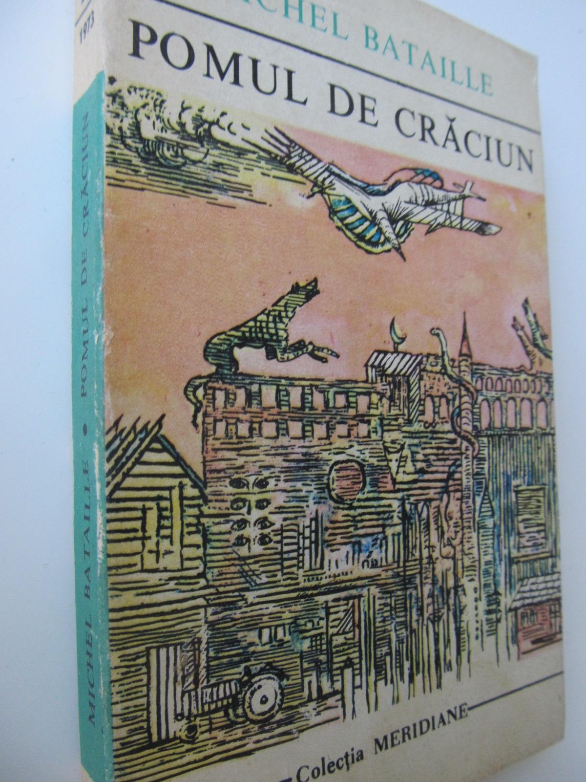 Pomul de craciun - Michel Bataille   Detalii carte