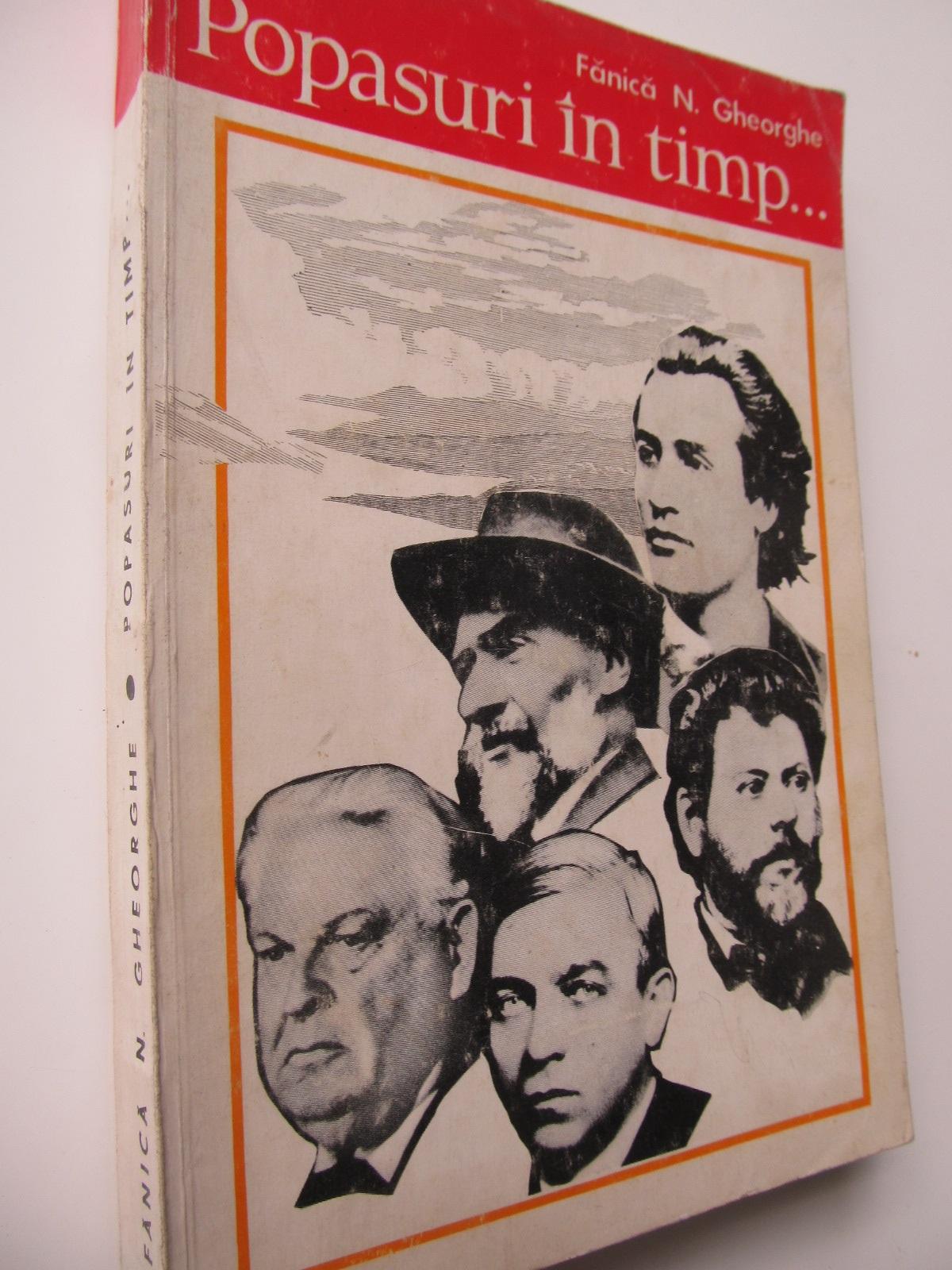 Popasuri in timp - Fanica N. Gheorghe | Detalii carte