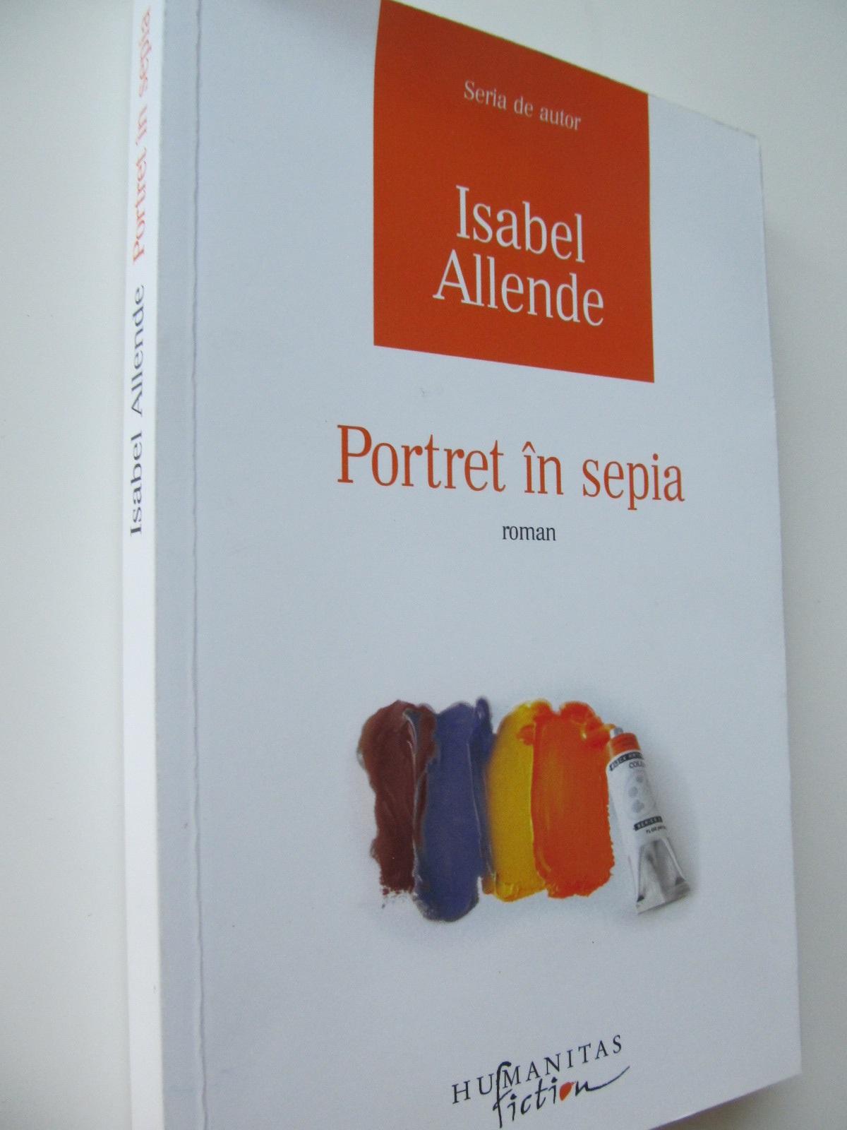 Portret in sepia - Isabel Allende | Detalii carte