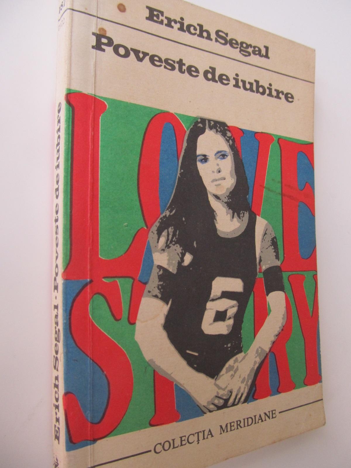 Poveste de iubire (Love story) - Erich Segal | Detalii carte