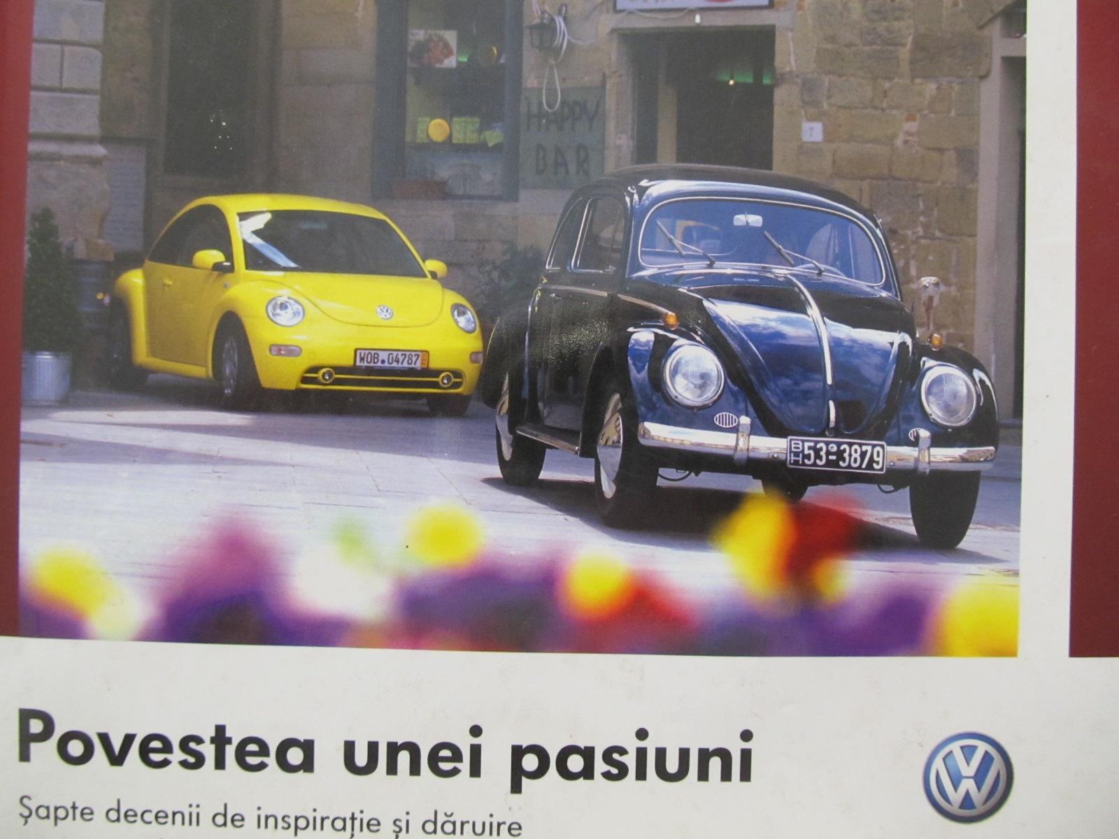 Povestea unei pasiuni (Istoria Volkswagen) - *** | Detalii carte