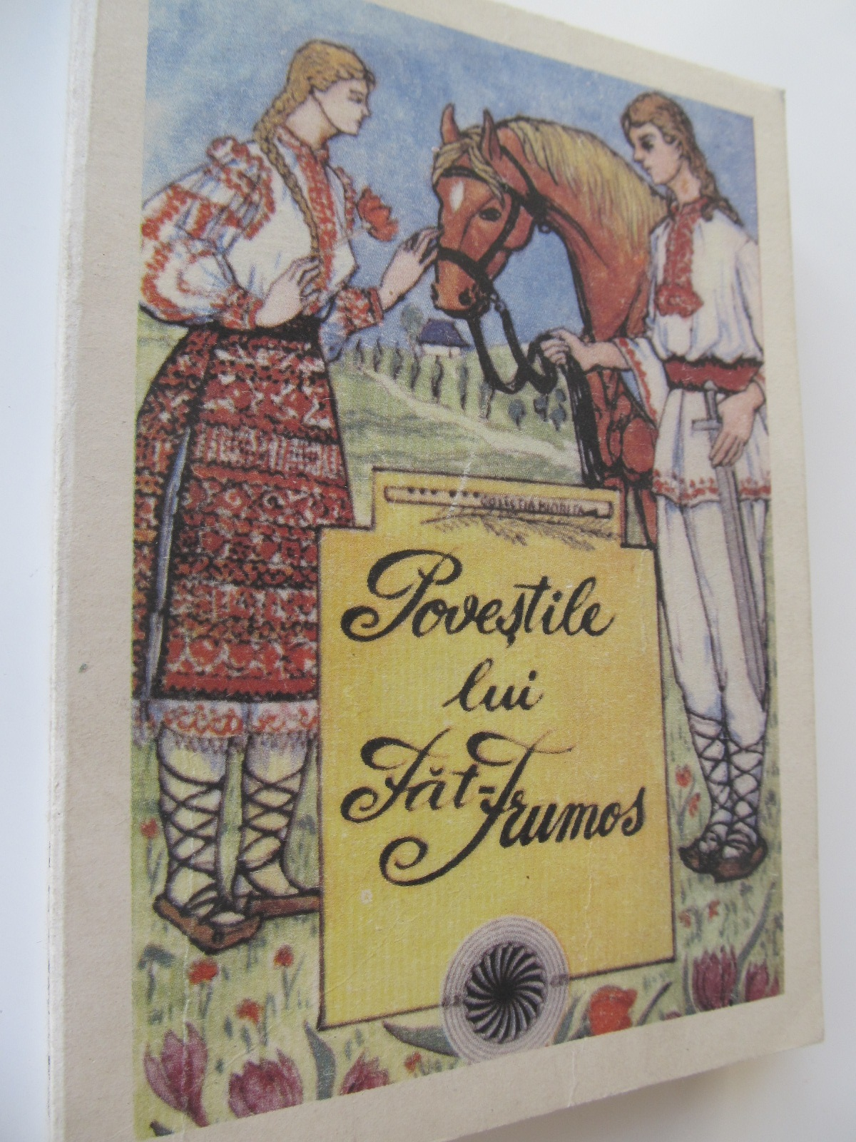 Povestile lui Fat Frumos - Basmele romanilor - *** | Detalii carte