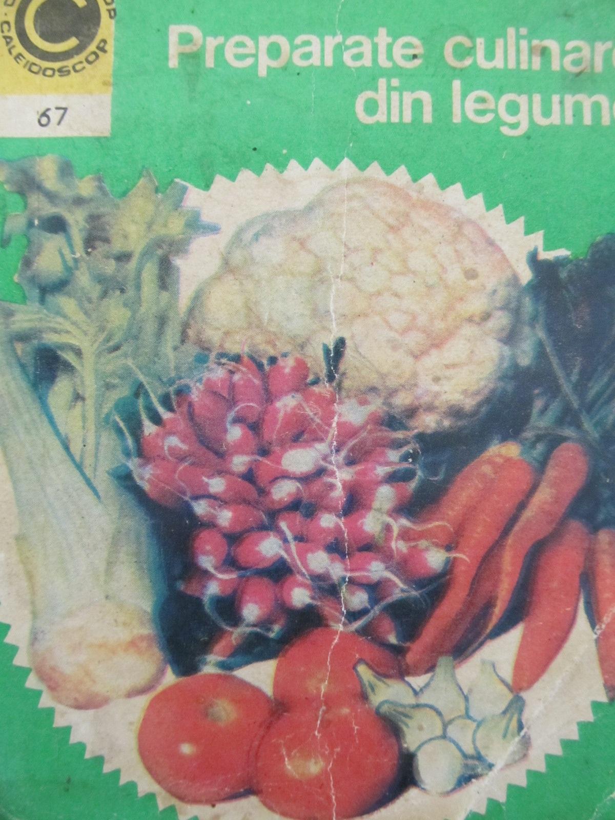 Preparate culinare din legume (67) [1] - Brote Veronica | Detalii carte