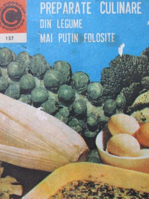 Preparate culinare din legume mai putin folosite (157) - Ileana Beresiu , Ruxandra Ciofu , Laurentiu Frumuselu | Detalii carte