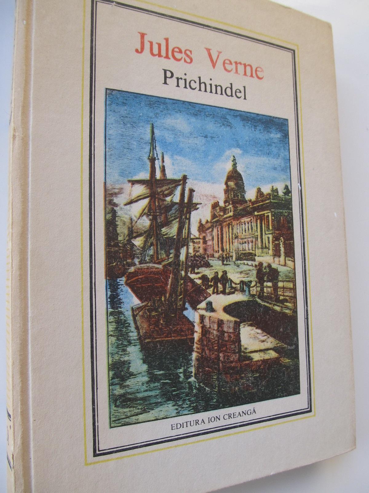 Prichindel (38) - Jules Verne | Detalii carte