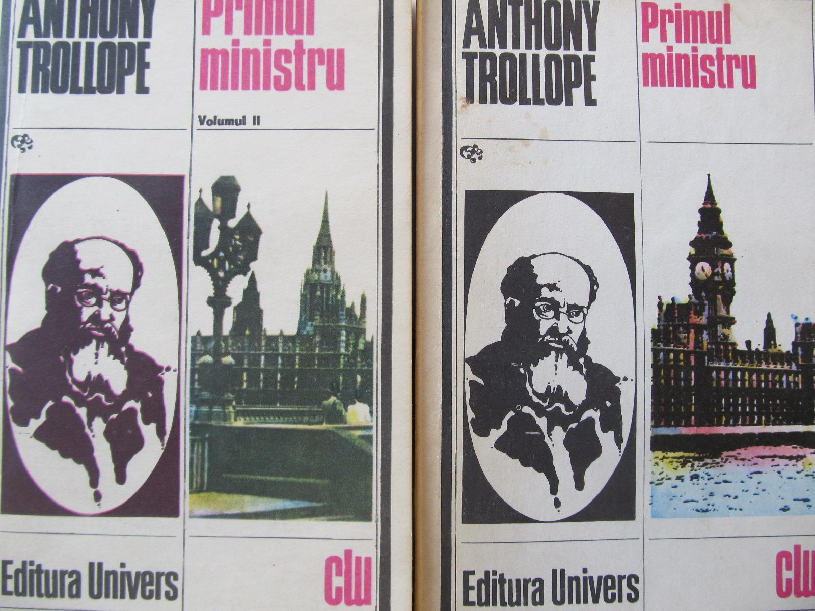 Primul ministru (2 vol.) - Anthony Trollope | Detalii carte