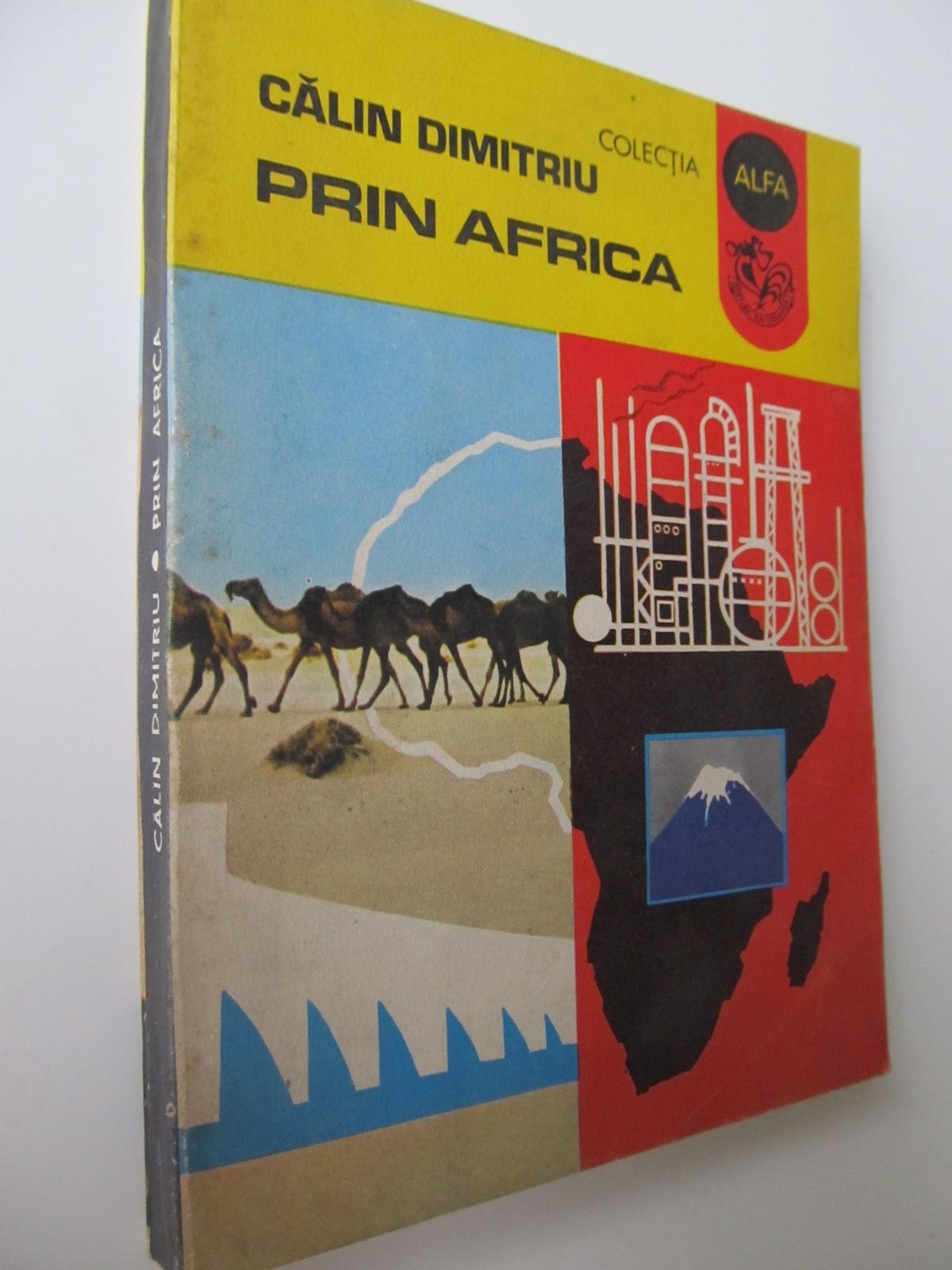 Prin Africa - Calin Dimitriu | Detalii carte