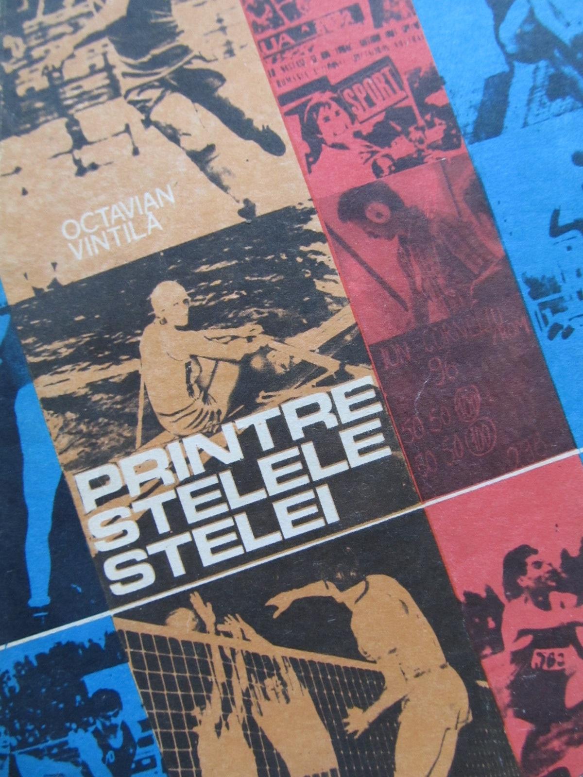 Printre stelele Stelei - Octavian Vintila | Detalii carte