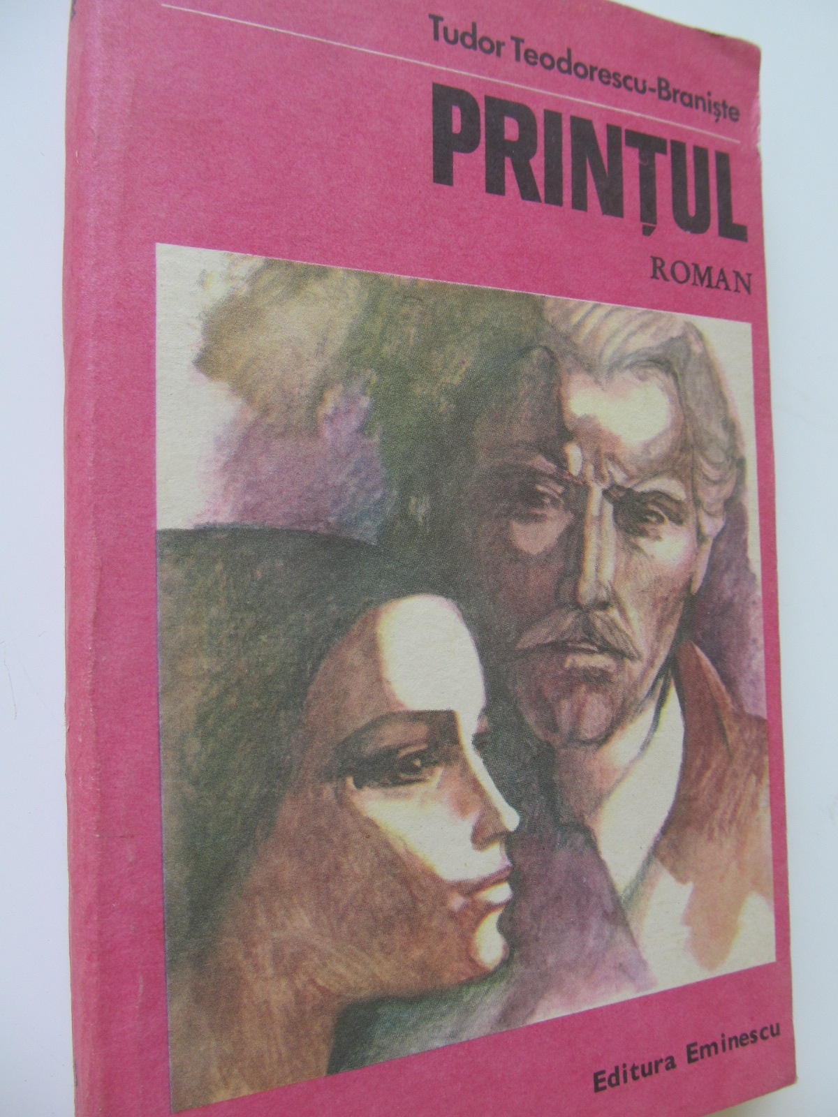 Printul - Tudor Teodorescu Braniste | Detalii carte