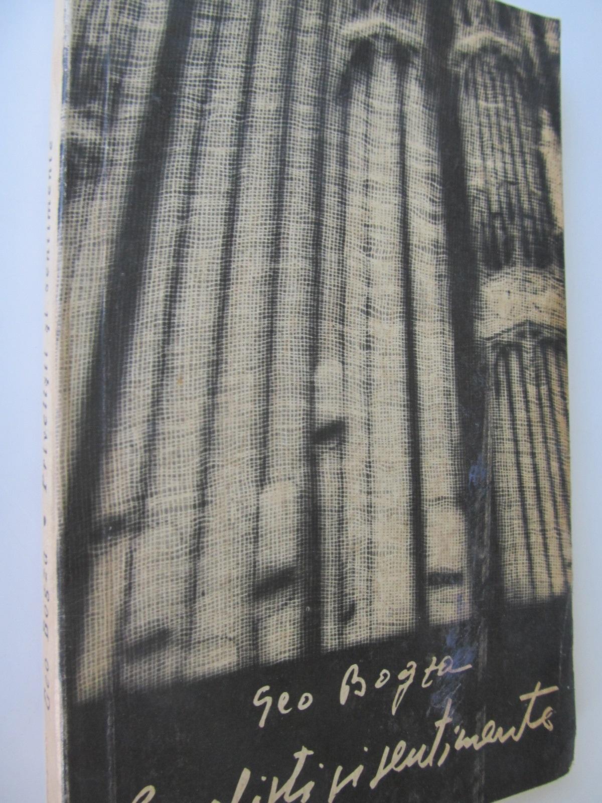 Privelisti si sentimente - Geo Bogza | Detalii carte