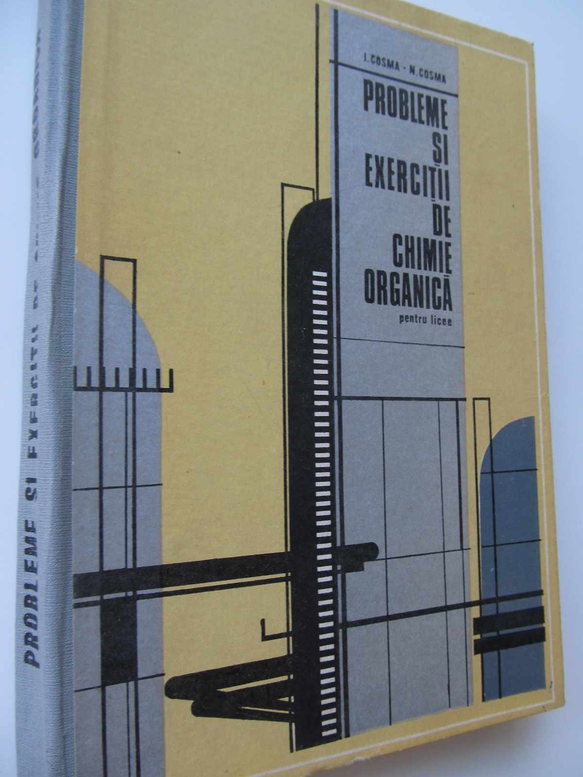 Probleme si exercitii de Chimie Organica - I. Cosma , N. Cosma | Detalii carte