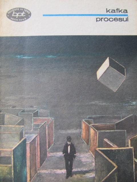 Procesul [1] - Kafka | Detalii carte
