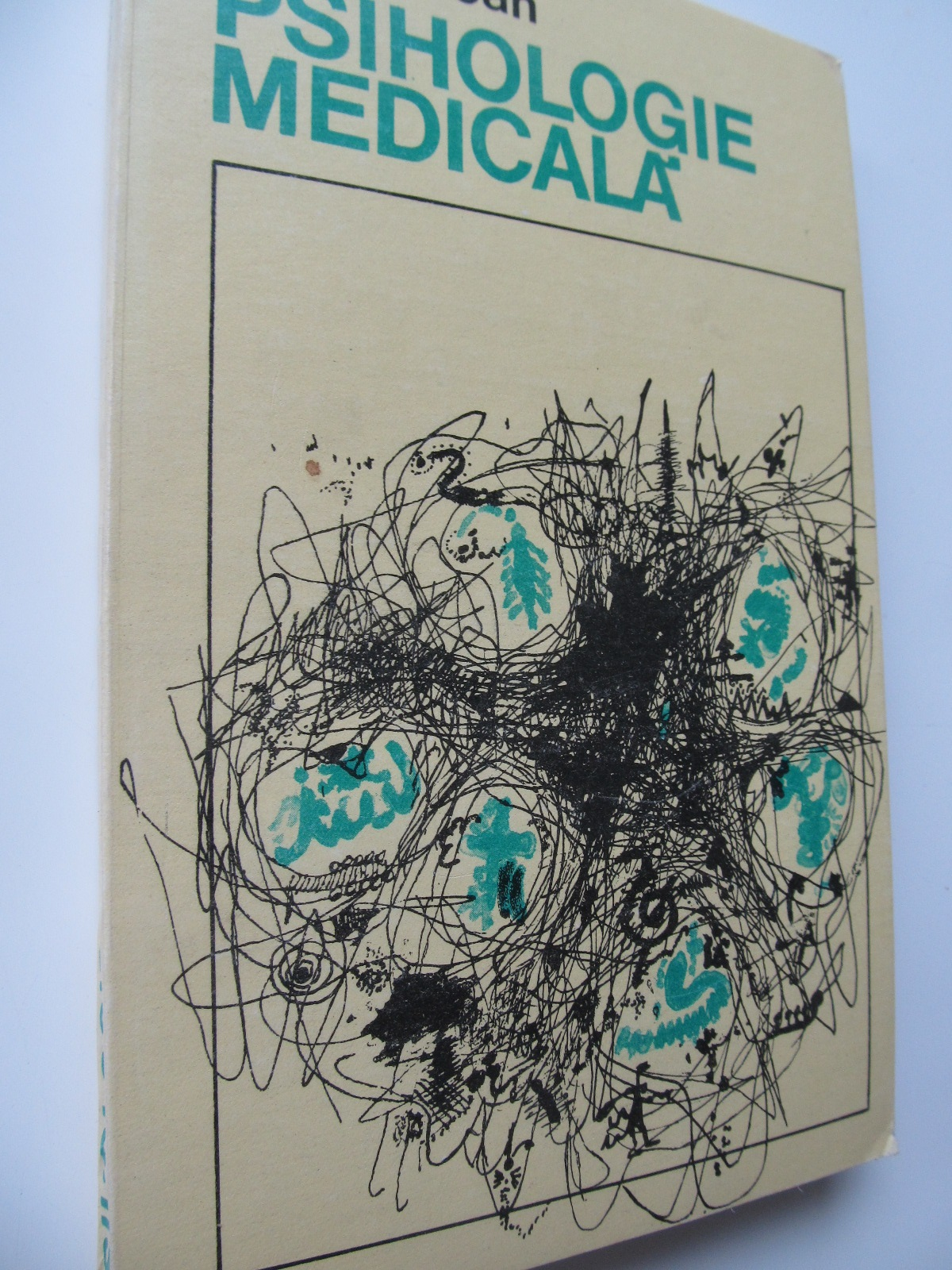 Psihologie medicala - Cucu C. Ioan | Detalii carte