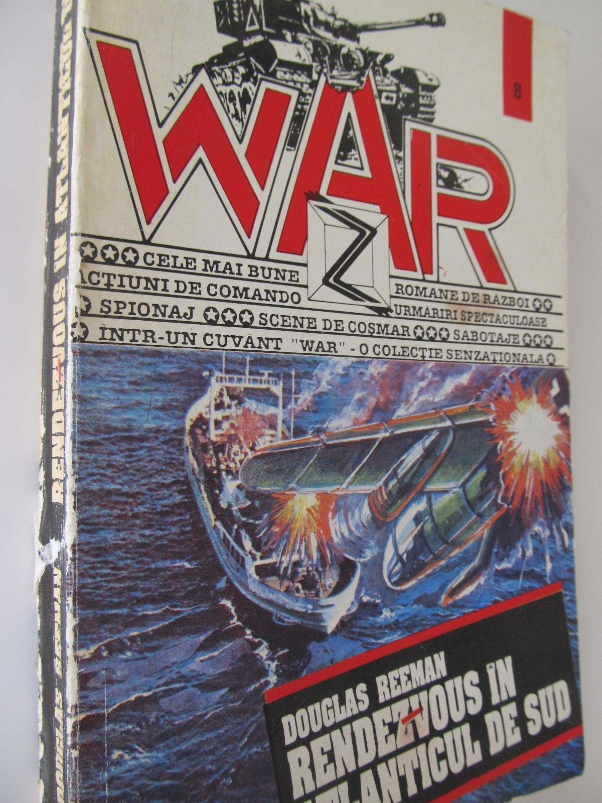 Randezvous in atlanticul de sud - Douglas Reeman | Detalii carte