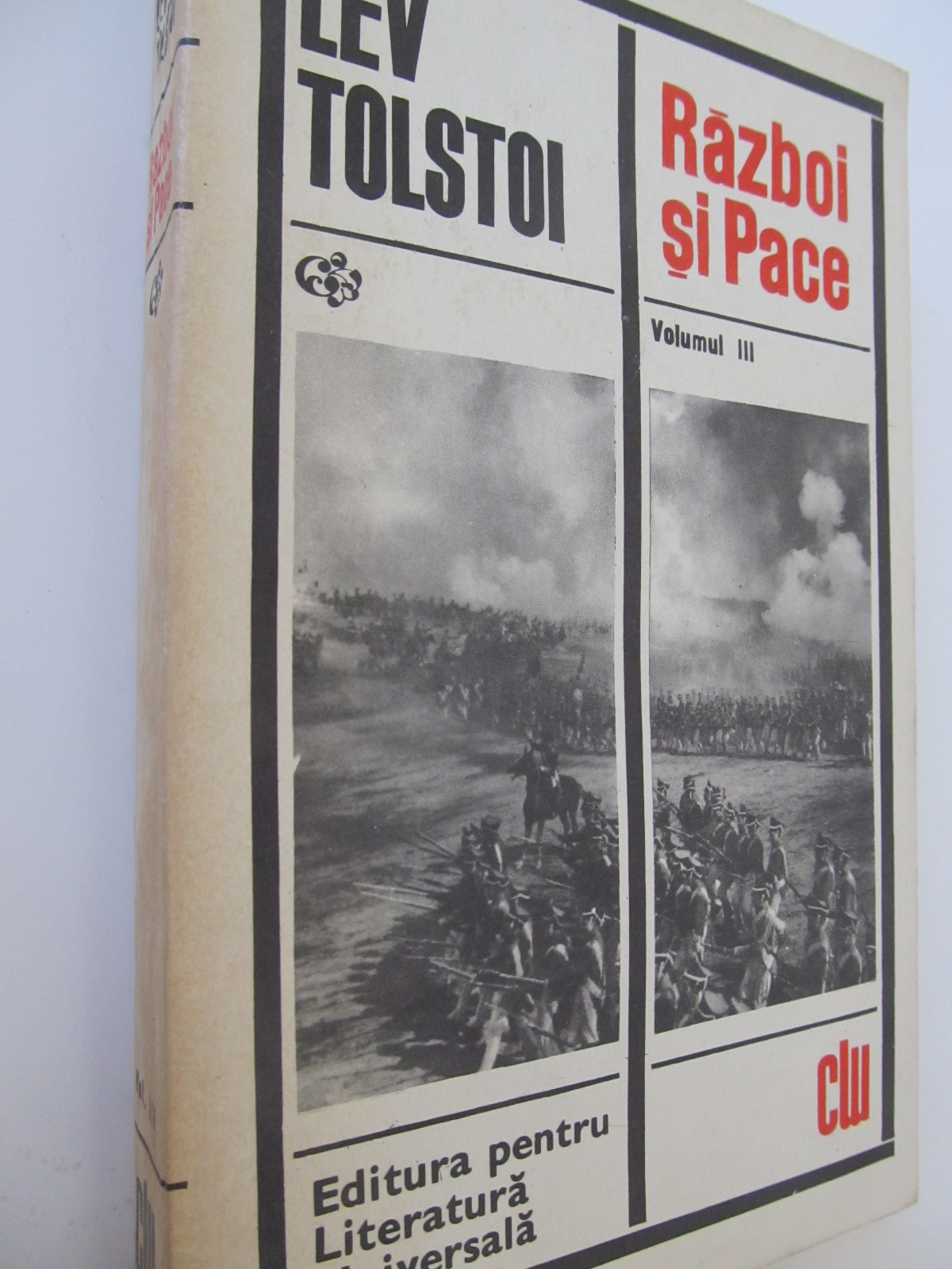 Razboi si pace (vol. 3) - Lev Tolstoi | Detalii carte