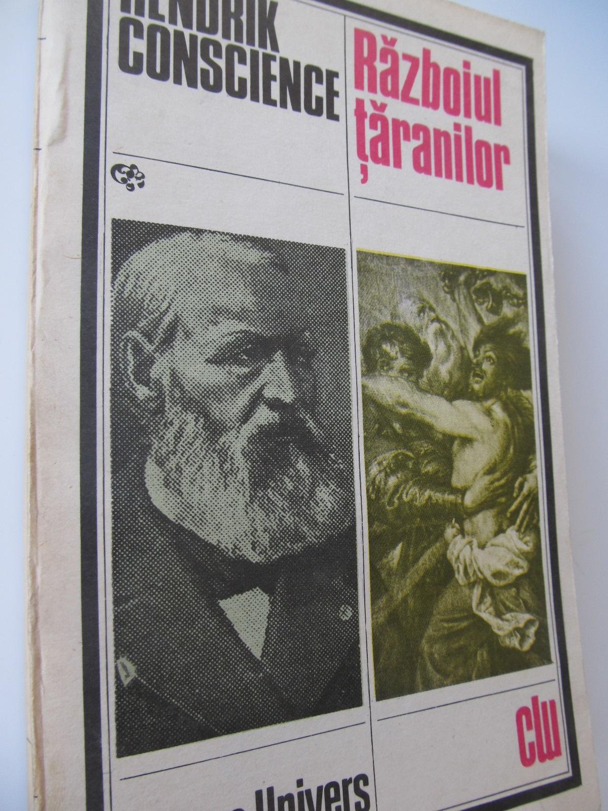 Razboiul taranilor - Hendrik Conscience | Detalii carte