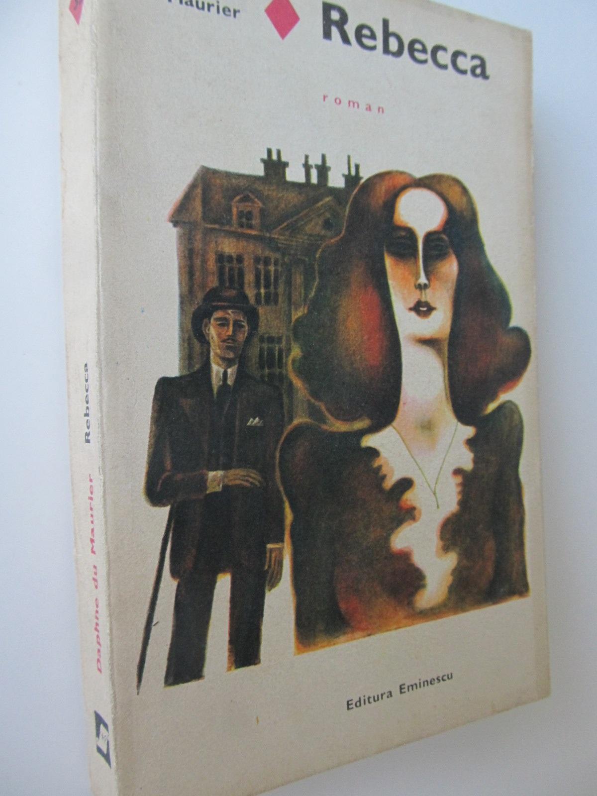 Rebecca - Daphne du Maurier | Detalii carte