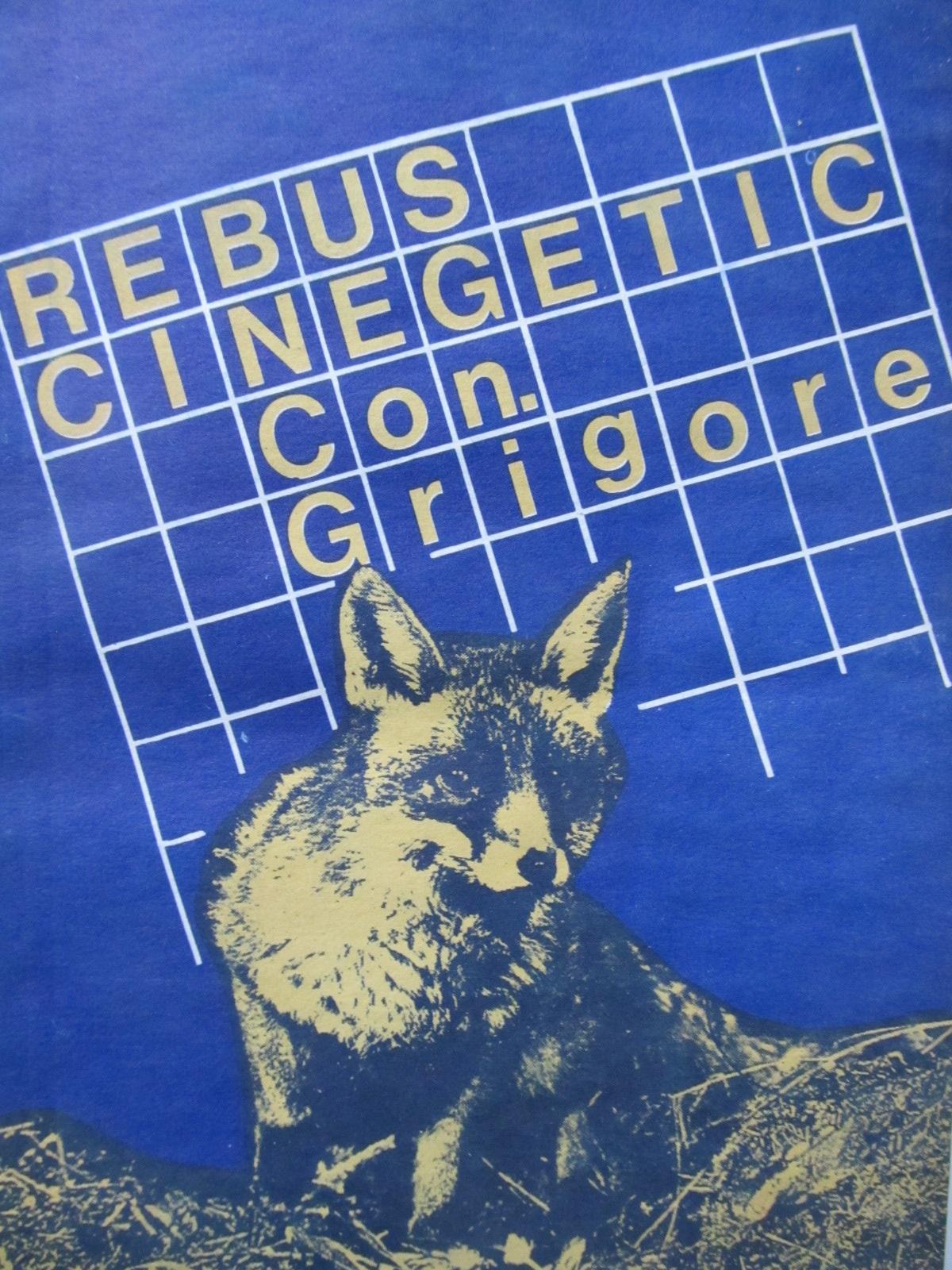 Rebus cinegetic - Con. Grigore | Detalii carte