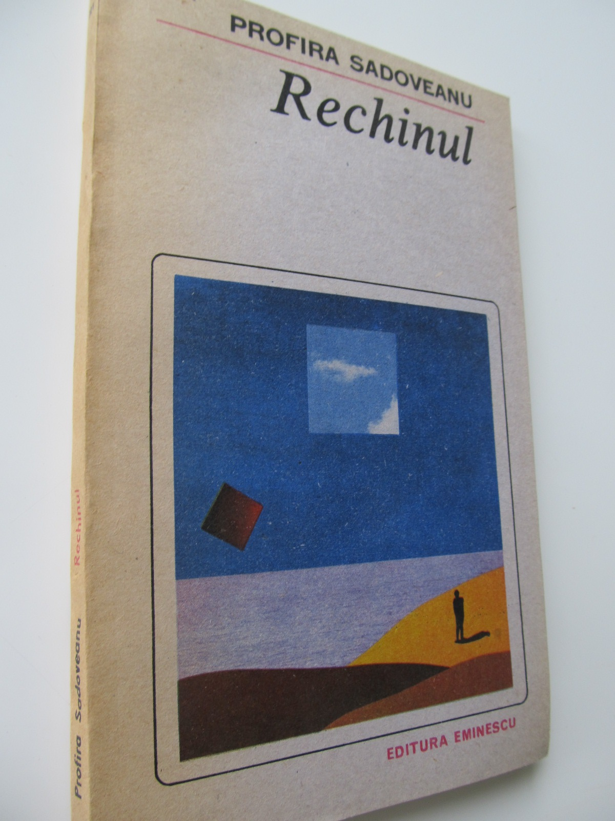 Rechinul - Profira Sadoveanu | Detalii carte