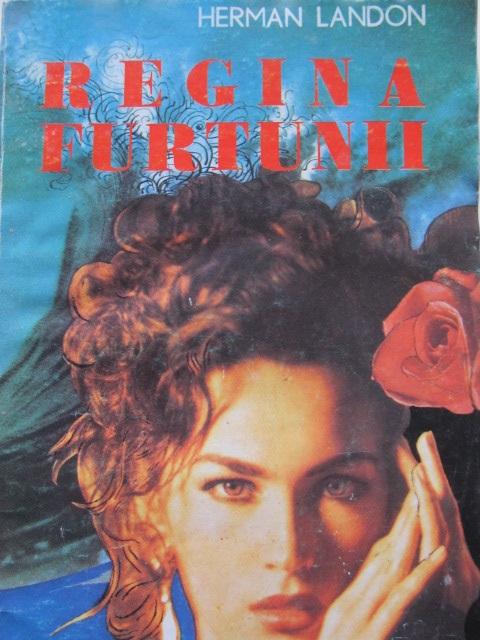 Regina furtunii - Herman Landon | Detalii carte
