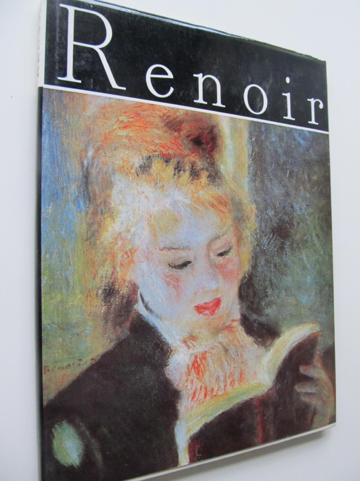 Renoir (Album) - format foarte mare - Constantin Chirculescu | Detalii carte