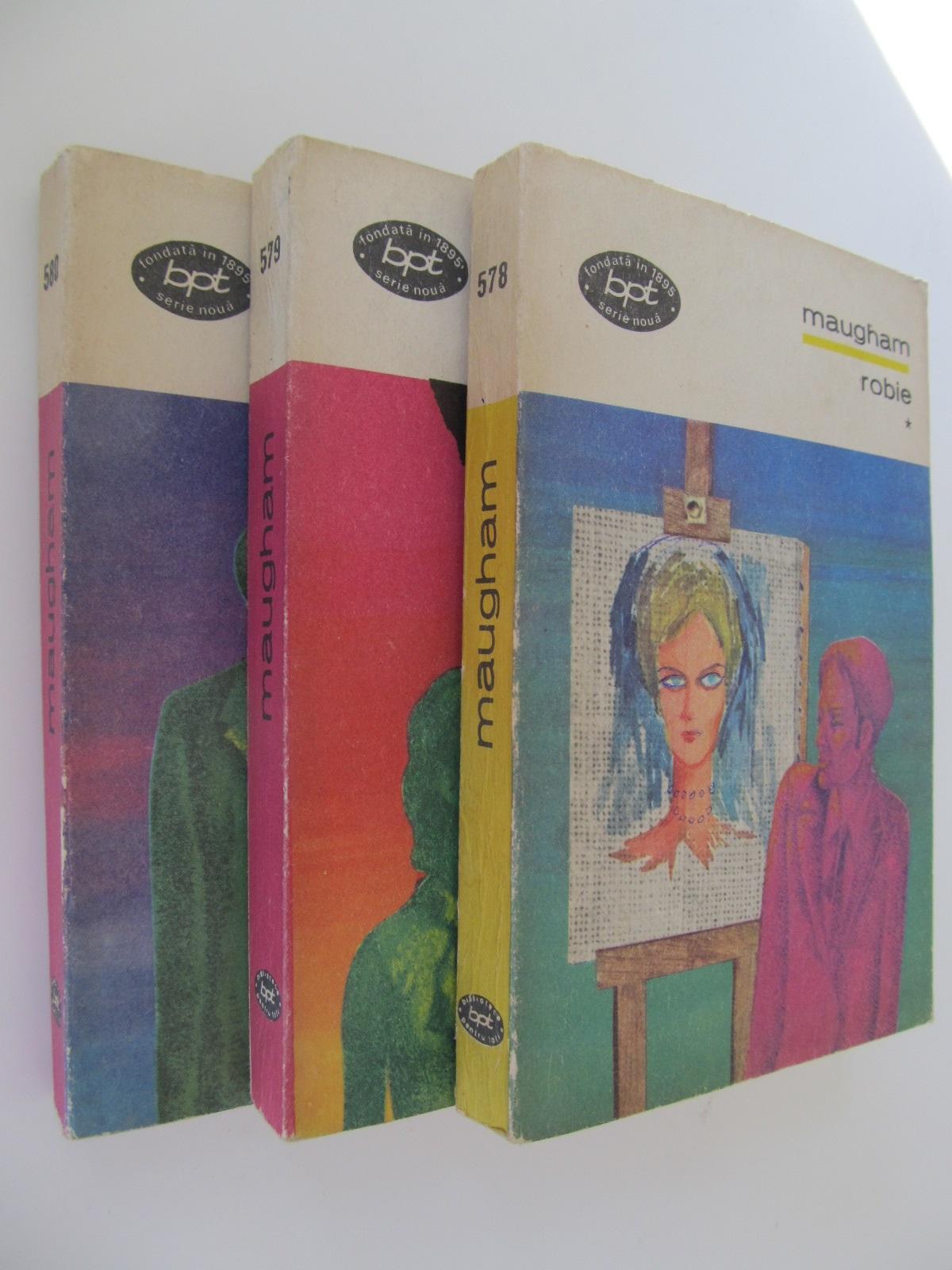 Robie (3 vol.) - Somerset Maugham | Detalii carte